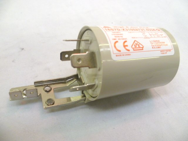 Description of MAINS FILTER
