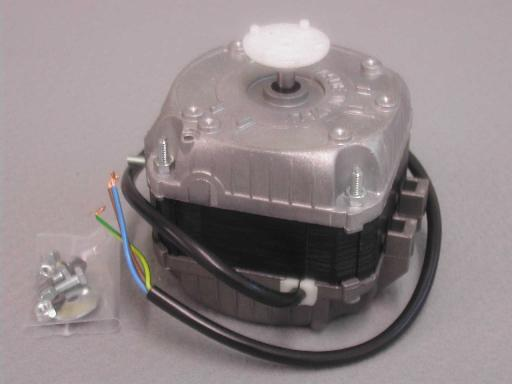Description of FRIDGE FREEZER FAN MOTOR-UNIVERSAL 10 WATT