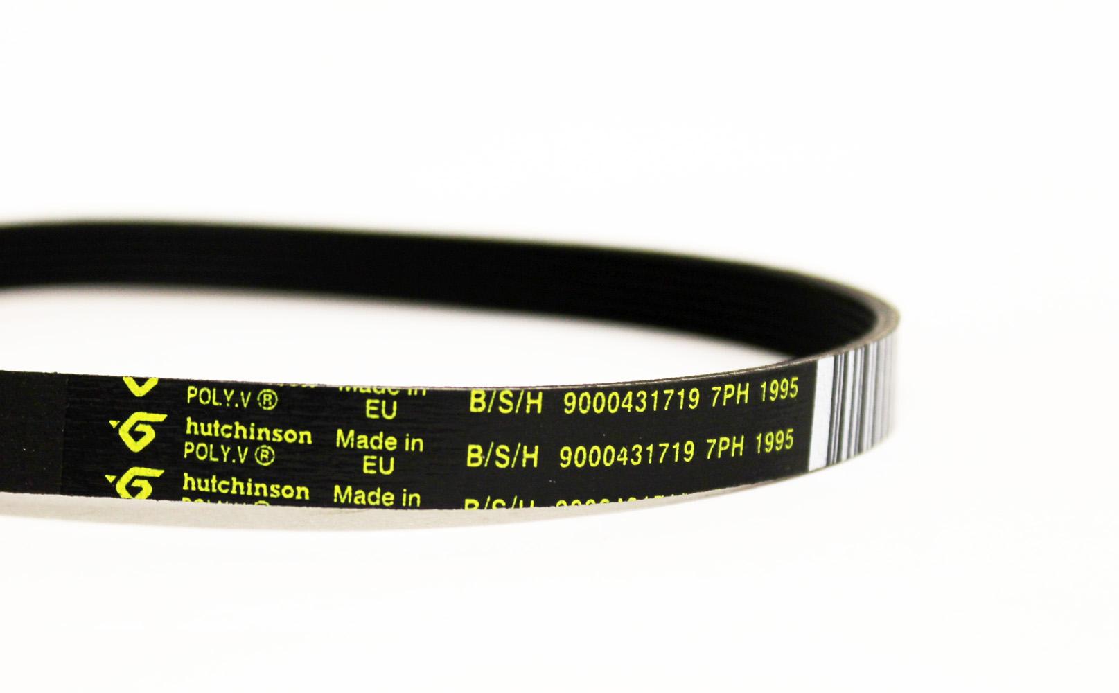 Description of BELT 9000431719 7PH 1995