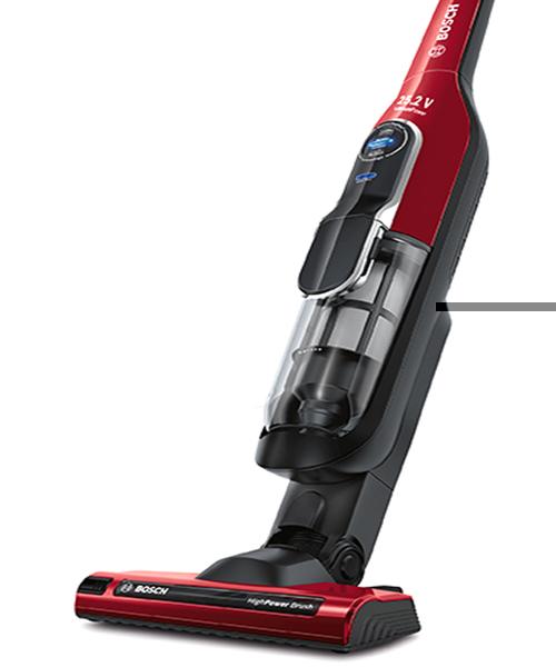 Bosch Cordless handstick vacuum cleaner Red