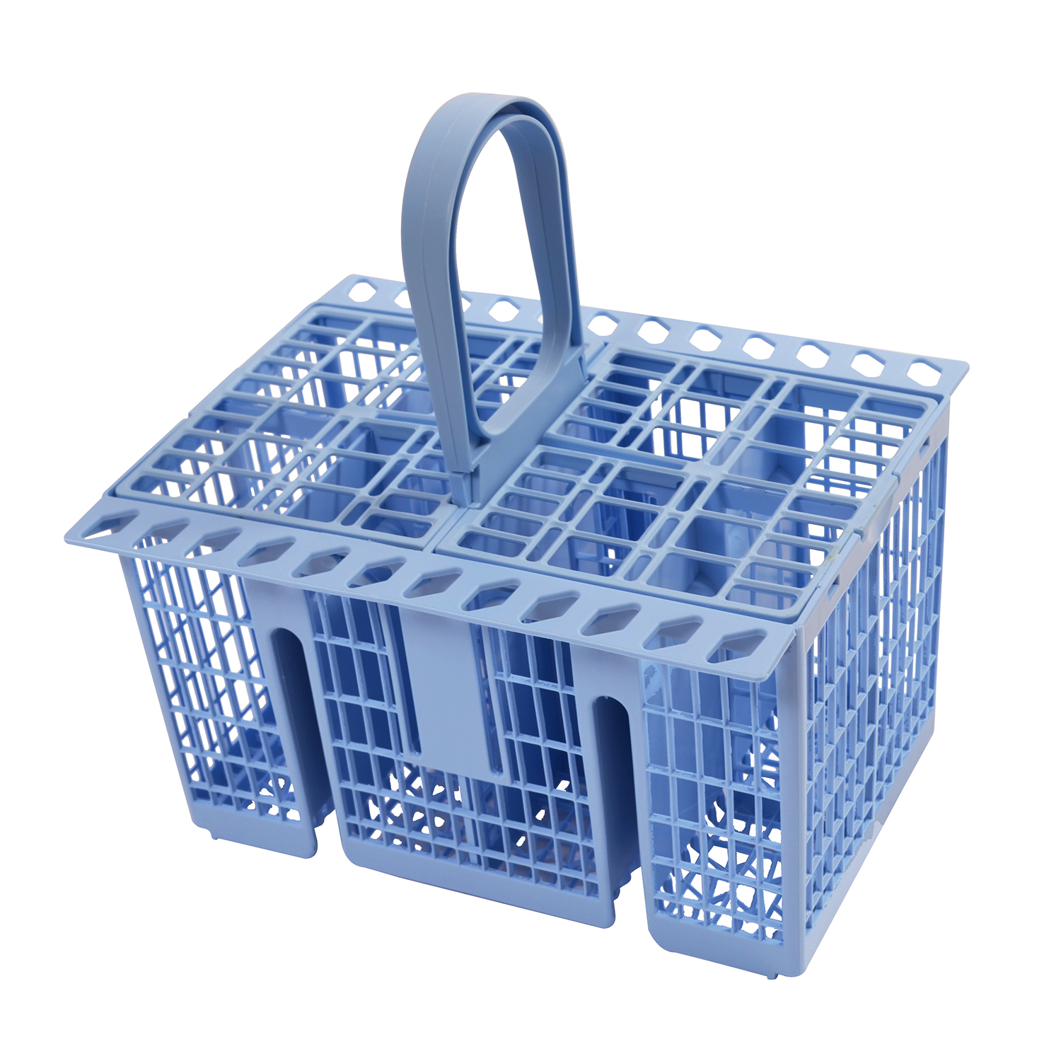 Description of CUTLERY BASKET LIGHT BLUE