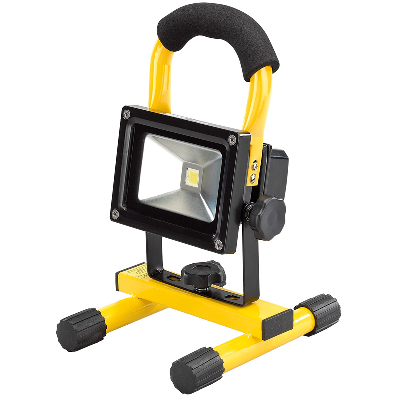 Description of DRAPER 10W 800 LUMEN COB LED RECHARGEABLE WORKLIGH