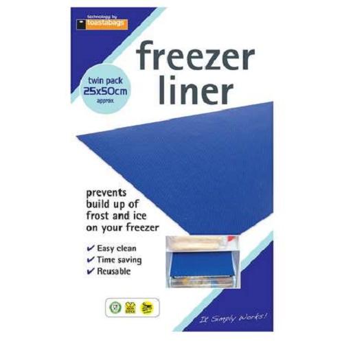 Description of FREEZER LINER TWIN PACK