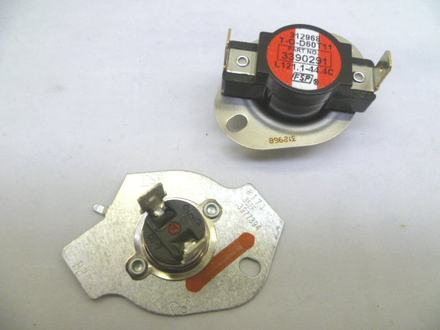 Description of C00311024 WHIRLPOOL THERMOSTAT KIT