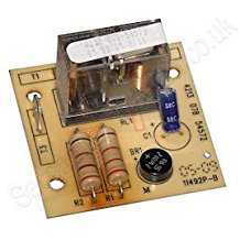 Description of 421309248771 CROSSLEE RELAY BOARD