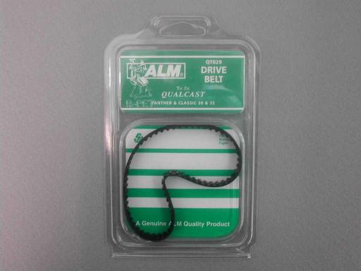 Description of QUALCAST & ATCO LAWNMOWER BELT 68 TEETH