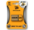 Description of Battery: 9V: JCB Super Alkaline