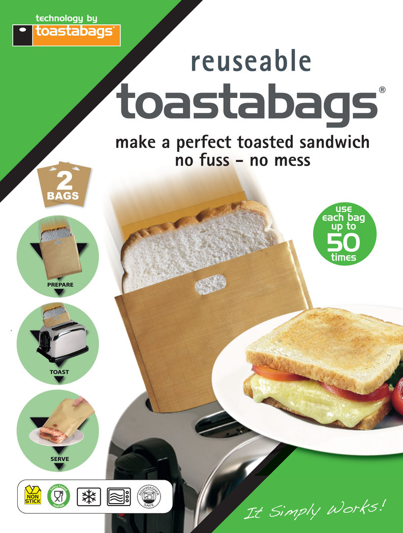 Description of Toastabags 50 use