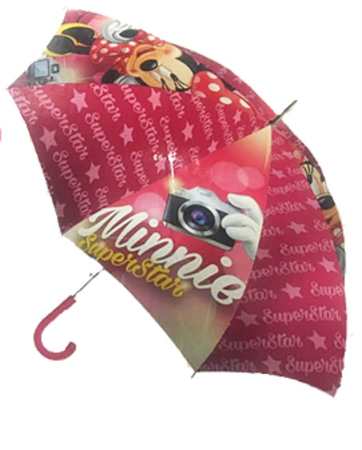 Description of Junior Disney Minnie Mouse Umbrella