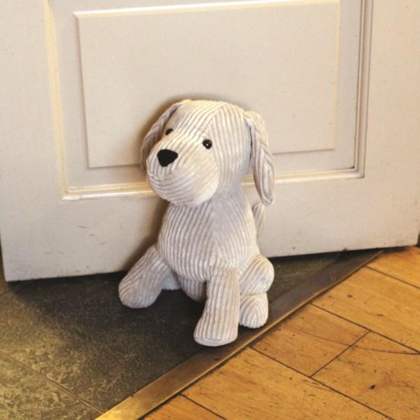Description of Corduroy Dog Doorstop
