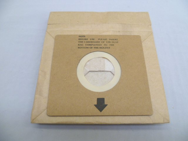 Description of PIFCO CYLINDER VACUUM CLEANER PAPER DUST BAG (5)