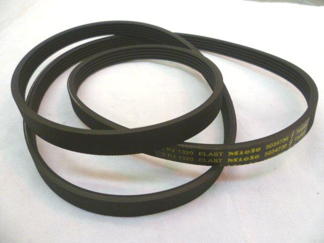 Miele poly v belt 6pj1320 5pj1320 5034730 4073283 05034730 for Poly v belt for mercedes benz